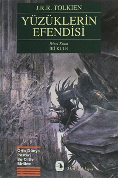 Yüzüklerin Efendisi Ikinci Kısım Iki Kule John Ronald Reuel Tolkien
