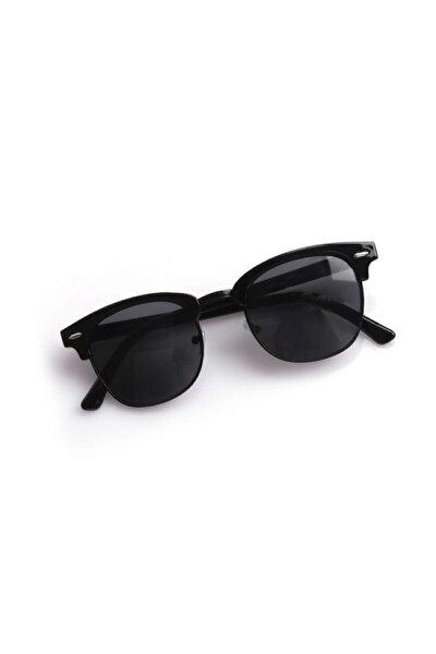 Unisex Siyah Güneş Gözlüğü