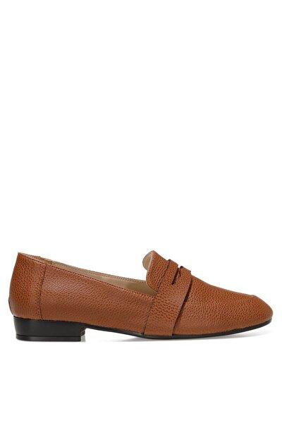 RONE 1FX Taba Kadın Loafer Ayakkabı 101011715