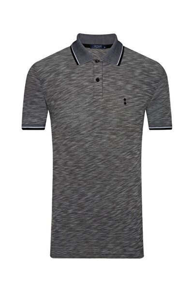Slim Fit Polo Yaka Erkek Tişört
