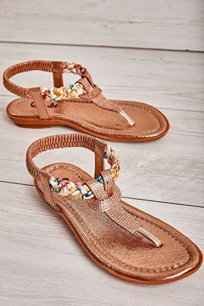 Rose Kadın Sandalet L0625011778