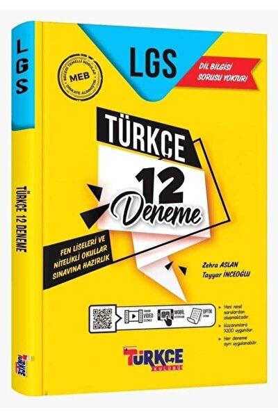 Türkçe Kulübü 12'li Türkçe Deneme Sınavı