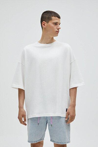 Basic Kısa Kollu Loose Fit T-Shirt