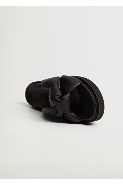 Düğümlü Platform Sandalet