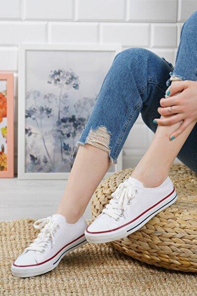 Unisex Beyaz  Myzenne Cnvrs Ayakkabı