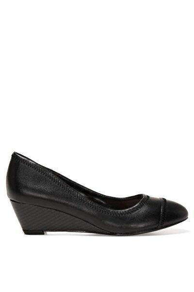 BLOCKER 1FX Siyah Kadın Dolgu Topuklu Ayakkabı 101027431