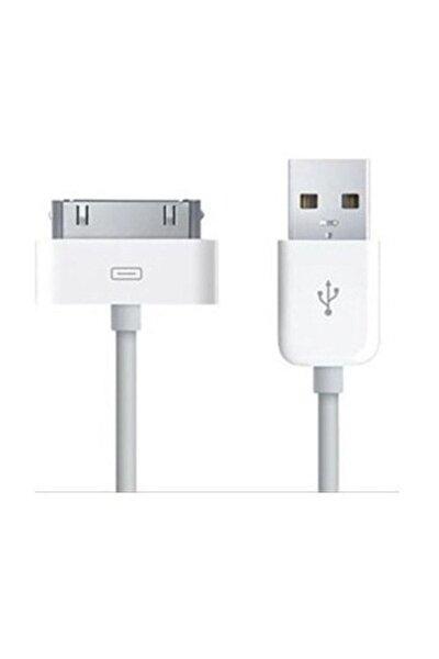 Iphone Ipad 1 2 3  4 4s Uyumlu Usb Şarj Kablosu 1 mt