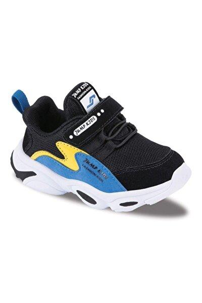 Çocuk Spor Ayakkabı 25833 A Black/royal