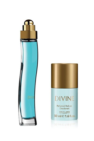 Divine Edt + Roll-on Deodorant
