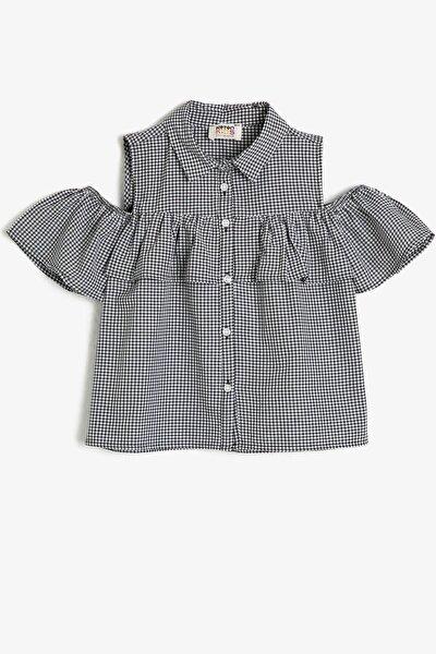 Firfir Detayli Gömlek