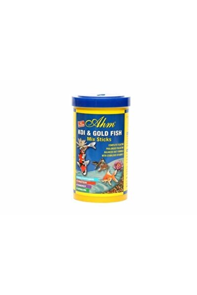 Koi Goldfish Mix Sticks 1000ml Balık Yemi
