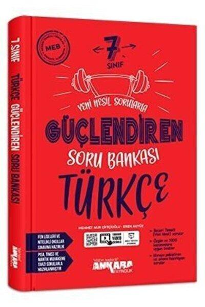 7. Sınıf Türkçe Güçlendiren Soru Bankası