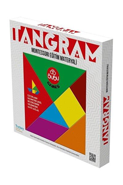 Games Tangram 17x17 Cm