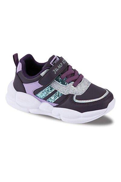Kız Çocuk Cırtlı Spor Ayakkabı 25962