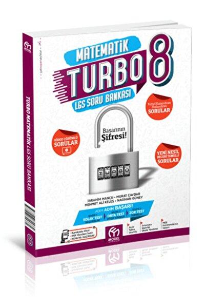 Model Yayınları 8 Sınıf Matematik Turbo Soru Bankası