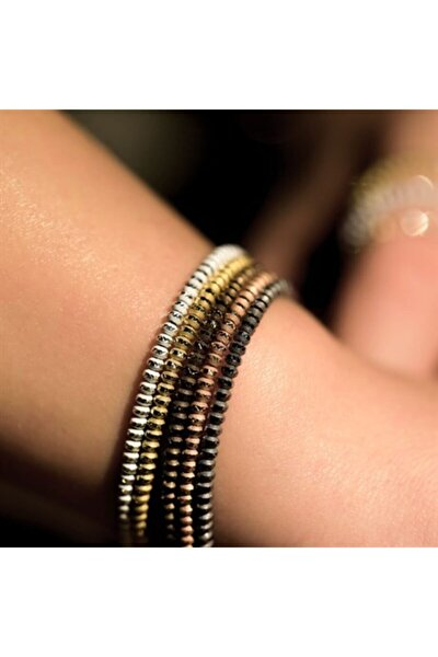 Unisex Jewellery Rush 925 Ayar Italyan Gümüş Bileklik