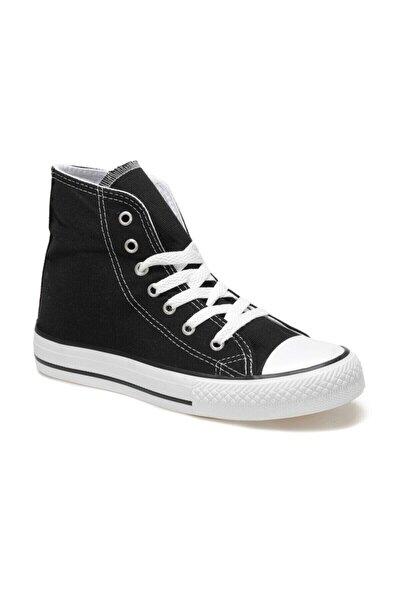 317514.Z 1FX Siyah Kadın Havuz Taban Sneaker 101009099
