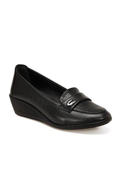161346.Z Siyah Kadın Comfort Ayakkabı 100548366