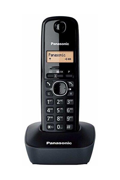Kx-tg 1611 Dect Kablosuz Telsiz Telefon (siyah)
