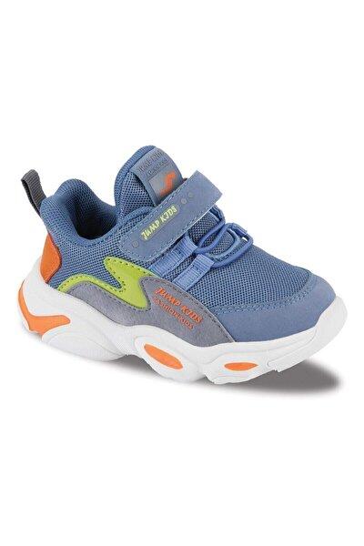 Çocuk Spor Ayakkabı 25833 D Blue/grey/green