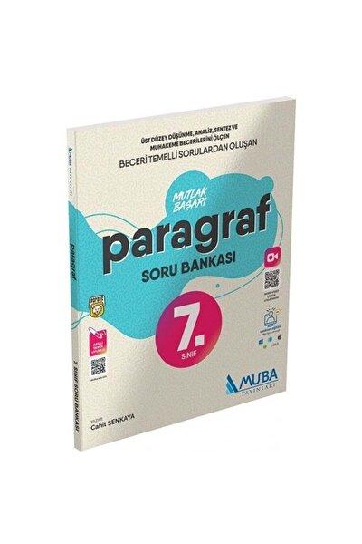 7. Sınıf Paragraf Lgs Mutlak Başarı Soru Bankası