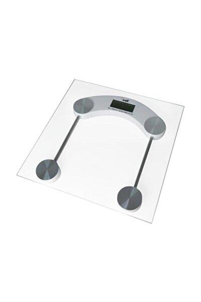 Dijital Tartı Temperli Cam Kare Baskül Terazi Banyo Baskülü 180kg Tf1052