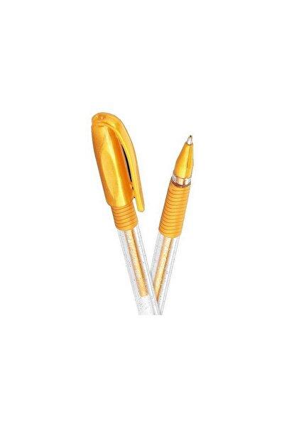 Altın Glitter Simli Jel Kalem 1.0 Mm