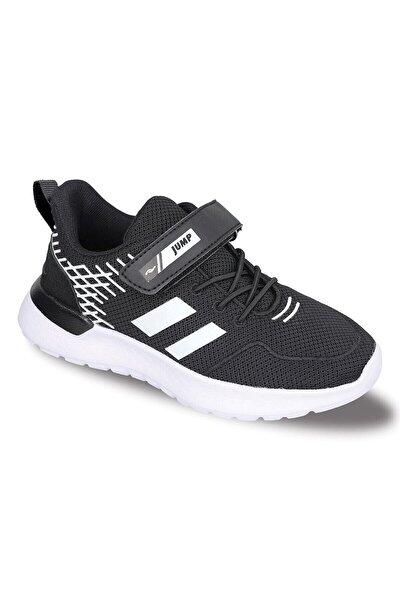 Uniseks Çocuk Siyah Spor Ayakkabı