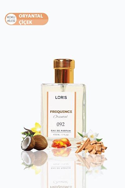 K-92 Frequence Parfume Edp 50ml Oryantal-Çiçek Kadın Parfüm