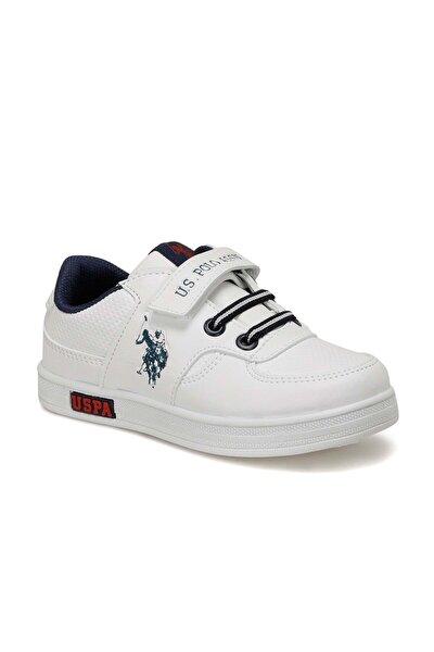 Erkek Çocuk Beyaz Sneaker 100909787