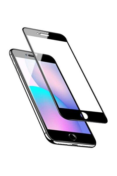 Apple Iphone 7 Plus 8 Plus 5d 6d 9d Ekran Koruyucu Kırılmaz Cam Siyah