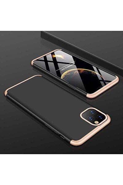 Iphone 11 Pro Max Kılıf 360 Model 3 Parça Tam Koruma Ays Kapak
