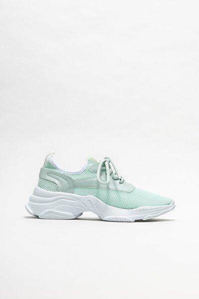Kadın Yeşil Spor Ayakkabı