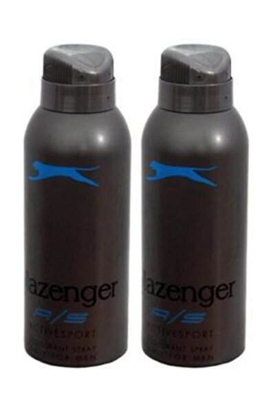 Deodorant Active Sport 150ml(Mavi) X 2 Adet