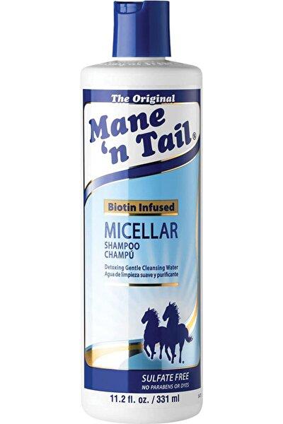 Mane'n Tail Micellar & Biotin Dökülme Karşıtı Şampuan 331 ml