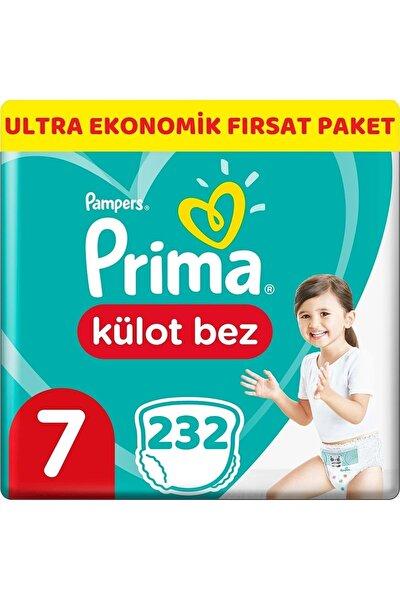 Külot Bebek Bezi Beden:7 (17+) Xl 232 Adet Ultra Ekonomik Fırsat Pk