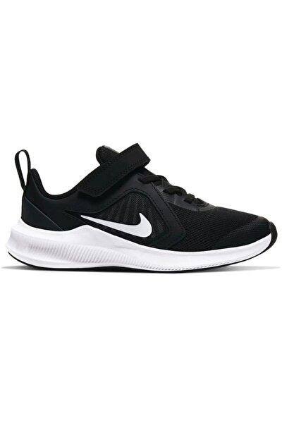 Unisex Çocuk Siyah Cj2067-004 Downshıfter Yürüyüş Spor Ayakkabı