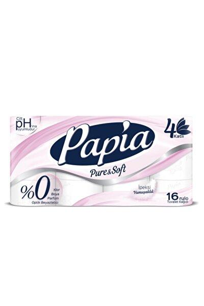 Pure&soft Tuvalet Kağıdı 16 Rulo