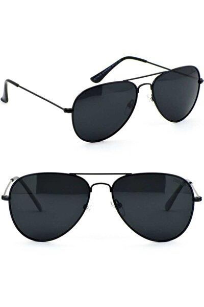Unisex Siyah Damla Güneş Gözlüğü