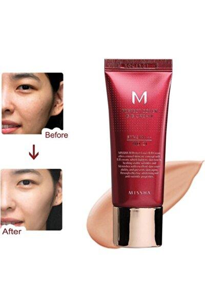 Yoğun Kapatıcılık Sunan Bb Krem M Perfect Cover Bb Cream No: 23 ( 20 ml) 8806333395378