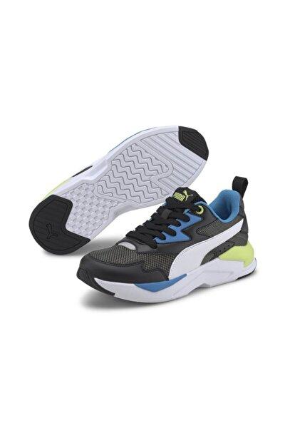 Kadın Siyah Bağcıklı  X-ray Lite Jr Sneaker