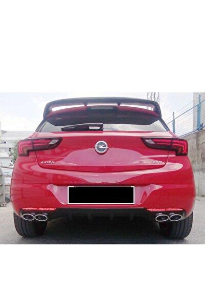 Opel Astra K 2015 Difüzör Opc St +egzos Ucu (krom) P Black Set