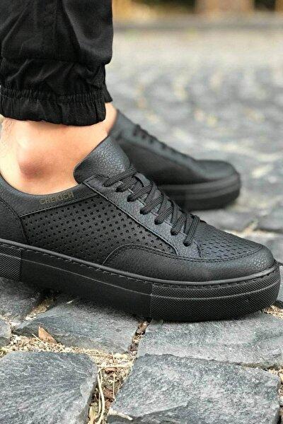 Siyah Erkek Spor Ayakkabı CH015