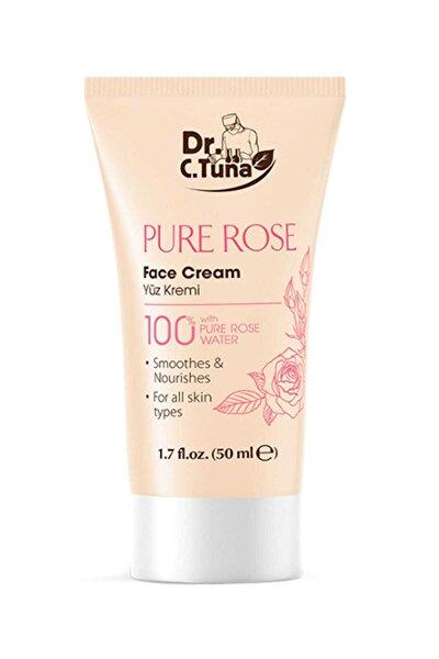 Dr. C. Tuna Pure Rose Yüz Kremi 50 ml 8690131113452