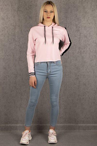 Kadın Mavi Skinny Jean