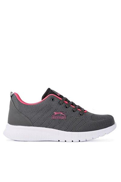 Kadın Gri  Yürüyüş Ayakkabısı
