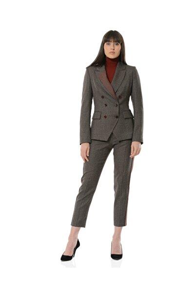 Kadın Antrasit Tundra Ceket