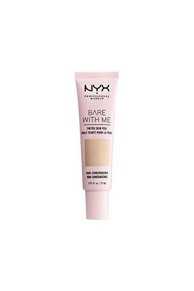 Renkli Nemlendirici - Bare With Me Skin Veil 02 Vanilla Nude 800897188221