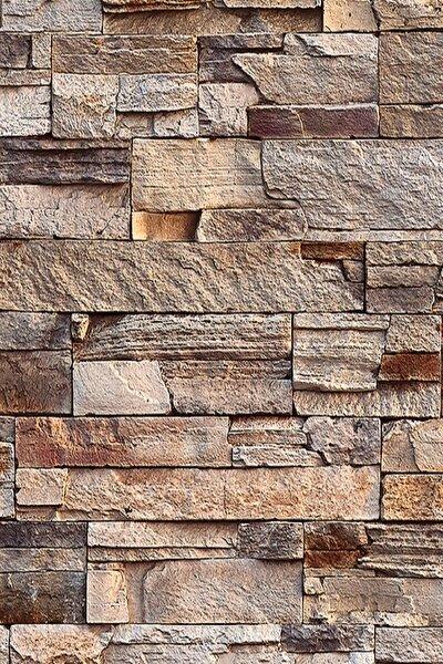 207b Taş Desenli Duvar Kağıdı (5 M²)