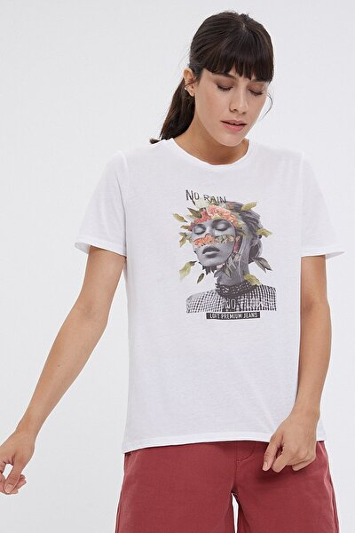 Kadın T-Shirt LF2026217